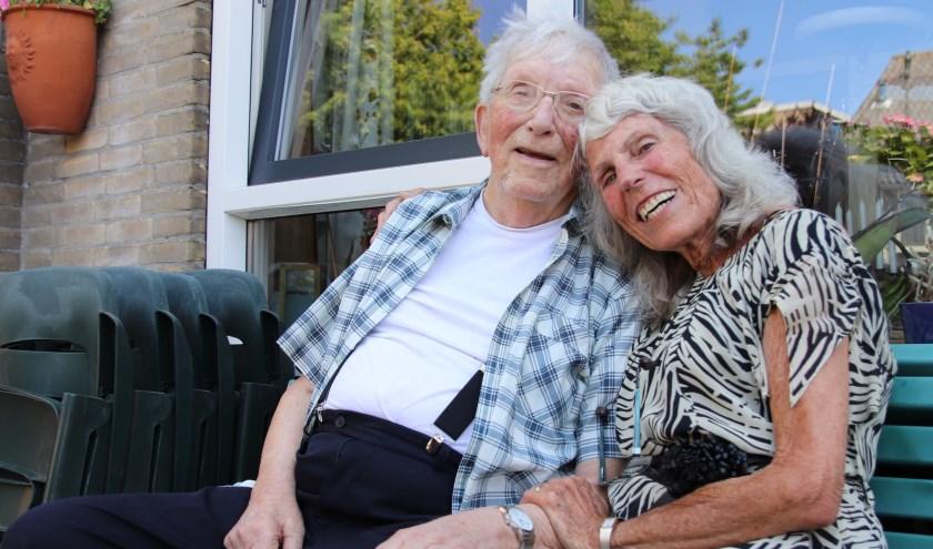 """Kees en Truus den Uijl-Heemskerk zijn zestig jaar getrouwd: """"We hebben best veel gedaan als gezin."""""""