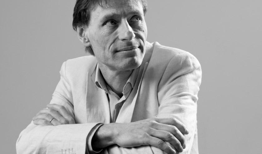 Organist Vincent van Laar