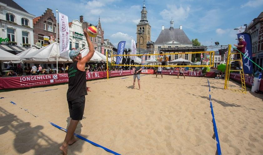 Beach Event Roosendaal/VVV