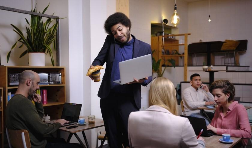 De Belastingdienst heeft zes goede tips voor startende ondernemers. Foto: De Belastingdienst.