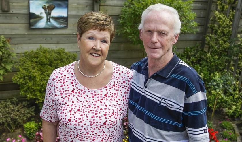 We gaan op naar de 60 jaar, zegt het gouden echtpaar Piet en Annie Wuijts.