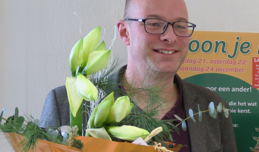 Björn Ros wil meer betaalbare woningen. (tekst en archieffoto GvS)