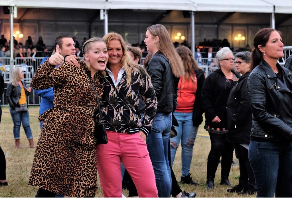 Even op de kiek moeten deze dames uit Veenendaal gedacht hebben.  © DPG Media