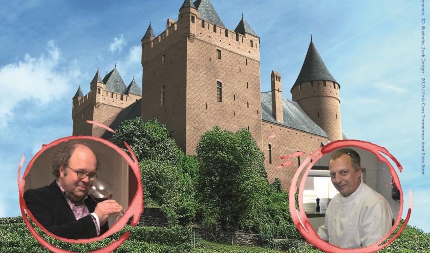 Huis te Merwede, Nicolaas Klei en Cees Timmerman (foto's en illustratie: Zock Design, Cees Timmerman, Rinie Boon)
