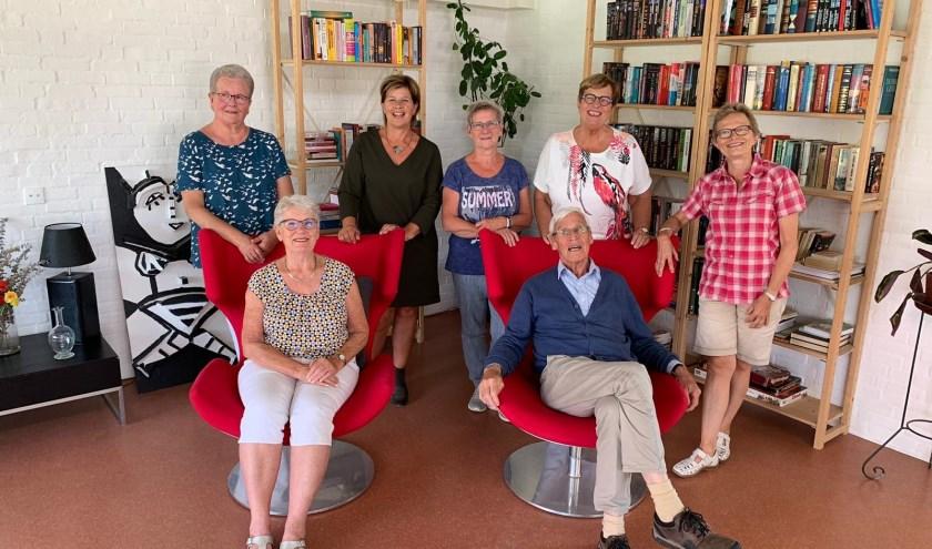 De vrijwilligers van het Odensehuis. (foto: pr)