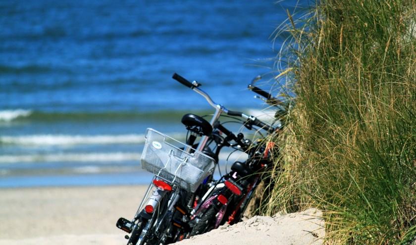 Zeeland voldoet aan de hoogste eisen als het gaat om het recreatief fietsen. FOTO: PR