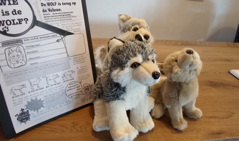Win je eigen wolf met Wolvenbingo!