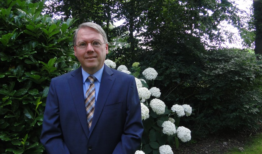 Ds. Peene verlaat op 15 september Kootwijkerbroek na een periode van elf jaar.