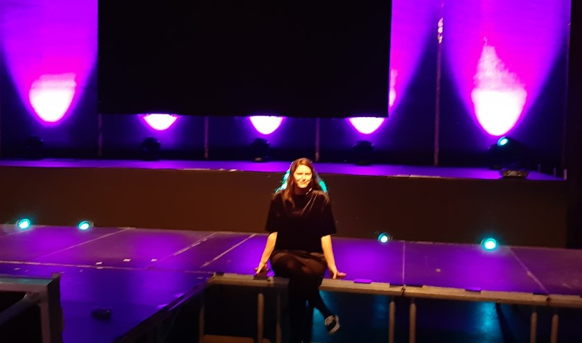 Barbara Versteegh van Rotown op Rotterdams nieuwste poppodium in de Maassilo!