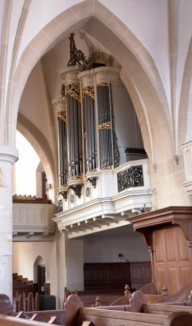 In de Schildkerk klinkt op vrijdag 5 juli ook de muziek van Bach en Krebs, gespeeld door Ard Jan Koster.
