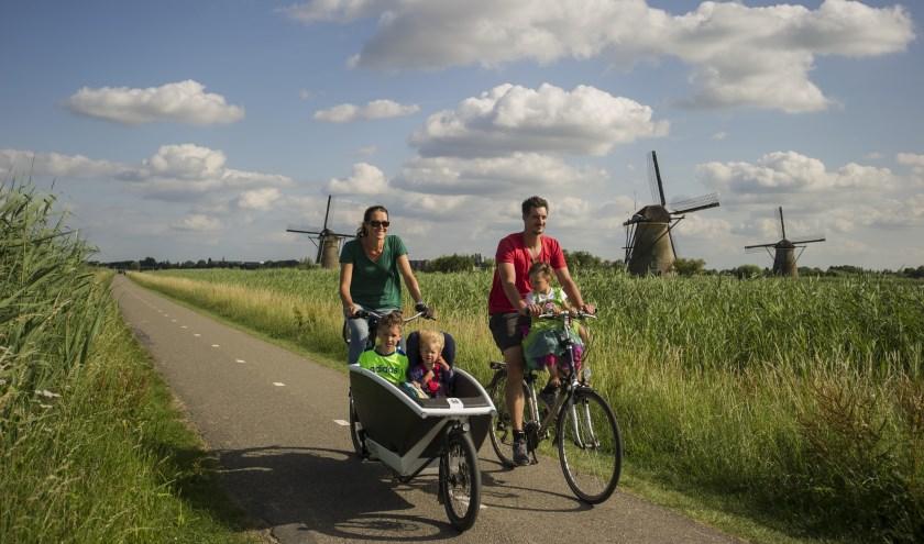 De nieuwe burgemeester is straks ook de eerste burger van Kinderdijk. (Foto: pr)