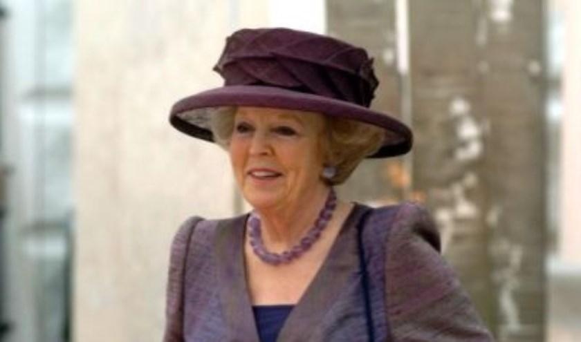 Prinses Beatrix. (Archieffoto)
