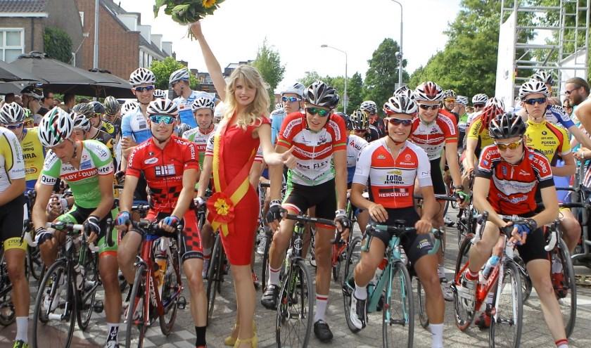De Ronde van Alblasserdam. (Foto: Dirk Werkman)