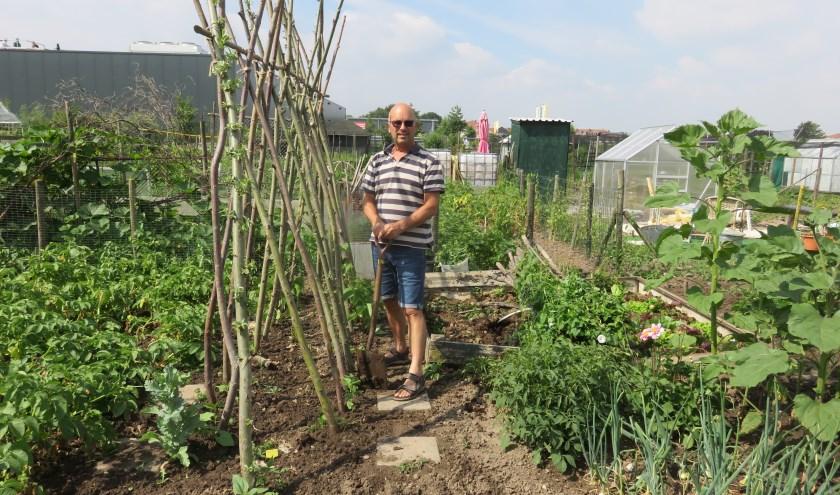 """Aad Kerster: """"Mijn tuin is niet alleen een leuke maar ook een smakelijke hobby"""""""