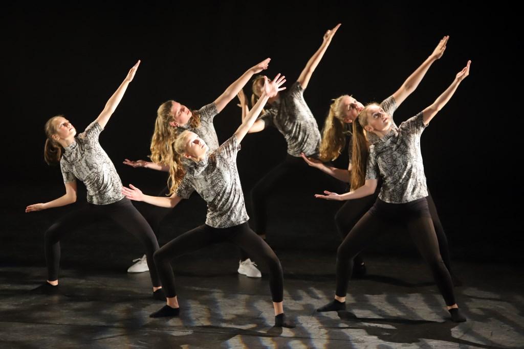 de dansers van DOK Foto: Alex Beukhof © DPG Media