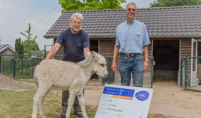 Wim van Rossum en Jan Koolhout. (Foto Berco Buter)