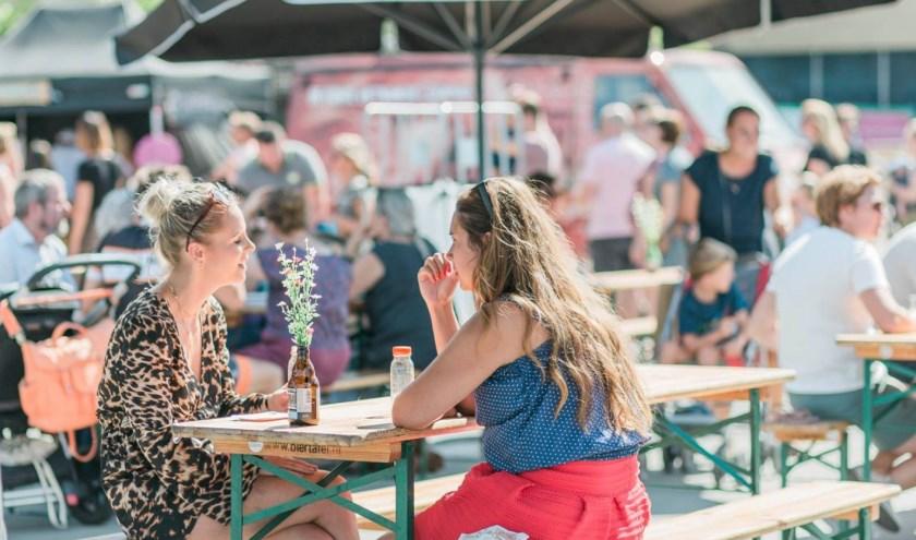 Op zondag 4 augustus is er op Breepark weer een gratis 'Swan Market'.
