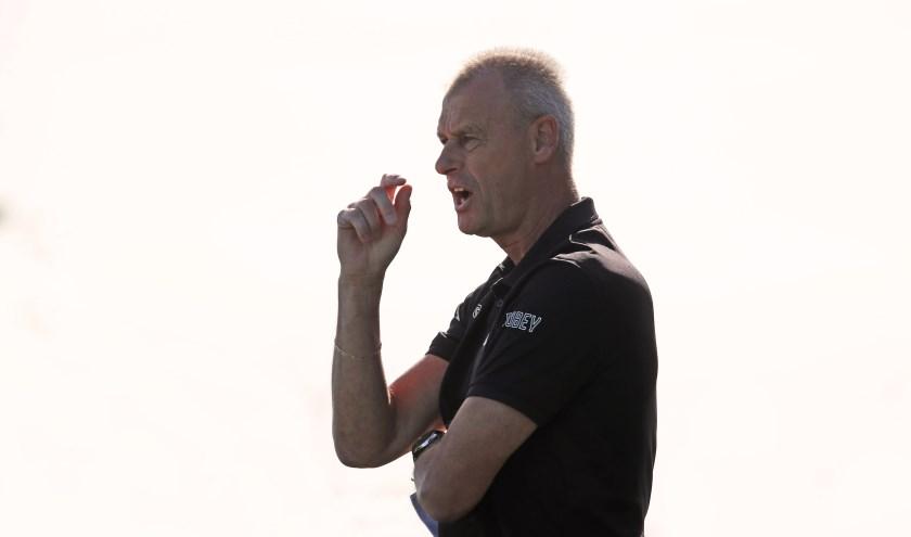 Henk Dirven keert na een jaar afwezigheid weer terug in de Hoeksche Waard bij SSS uit Klaaswaal (foto: John de Pater)