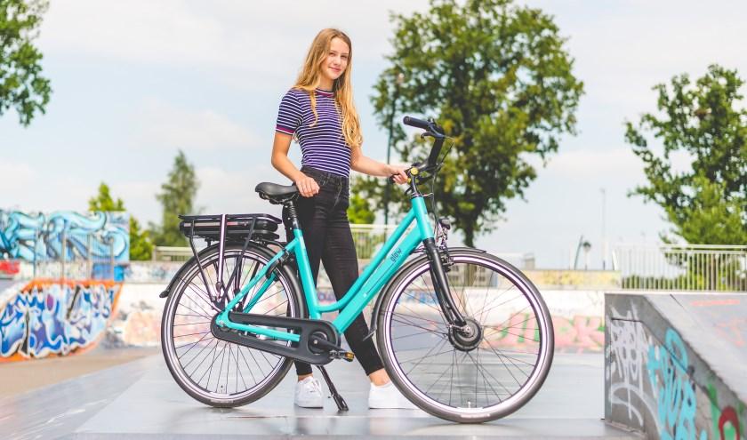 De e-bikewordt niet meer gezien als oubollig of alleen geschikt voor ouderen. (Foto: Wouter van Middendorp)