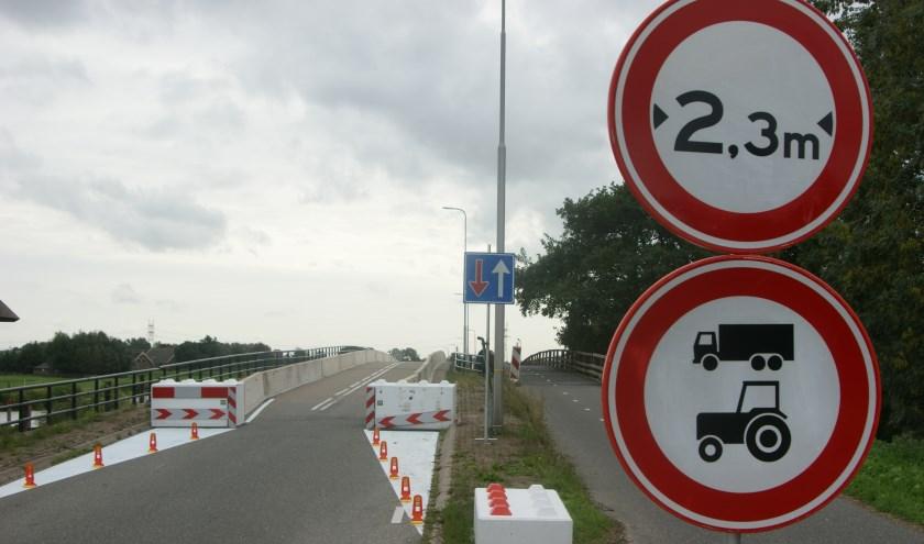 De problemen met de Langebrug blijven nog even voortduren. Foto: Writing4U