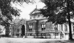 Langs Martinetsingel (3): huis van bewaring en gerechtsgebouw