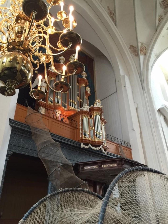 Grote Kerk Harderwijk Foto: Gerwin van der Plaats © DPG Media