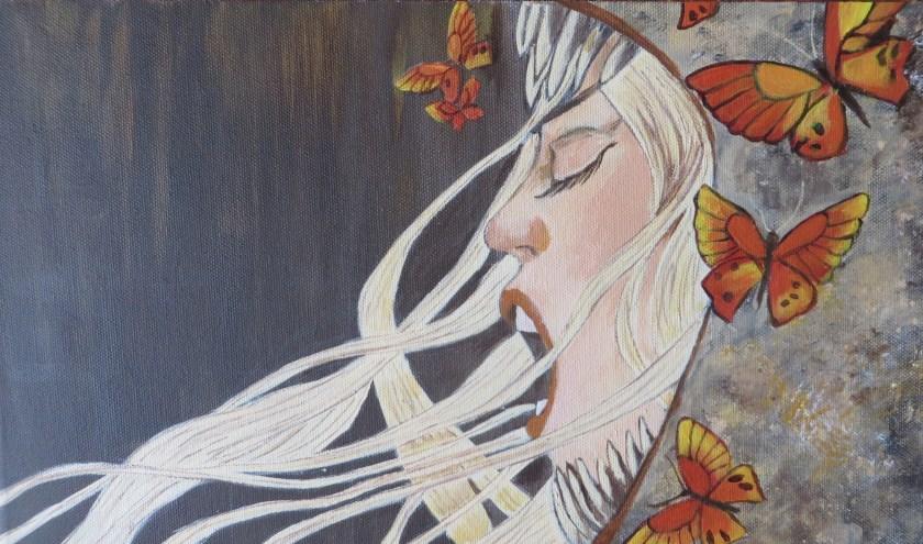 schilderij van Josien