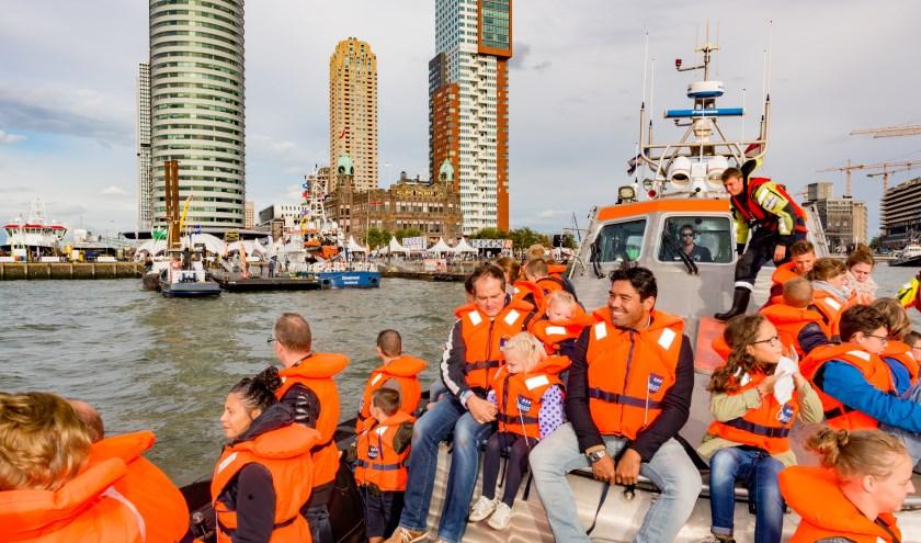 De Wereldhavendagen heeft een aantal nieuwe excursies en vaartochten aan haar programma toegevoegd. (Foto: Anne Reitsma)