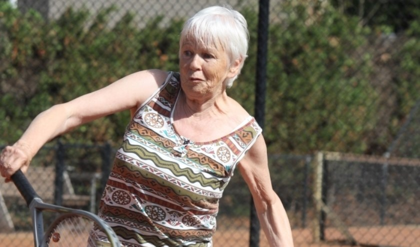 Opnieuw kennismaken met tennis kan op vrijdag 23 augustus om 14.00 uur op Tennispark Het Centrum.