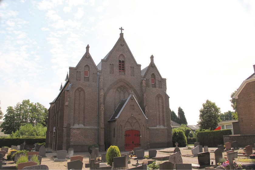 Ook het voortbestaan van de de Sint Antonius Abtkerk in Loo wordt bedreigd.