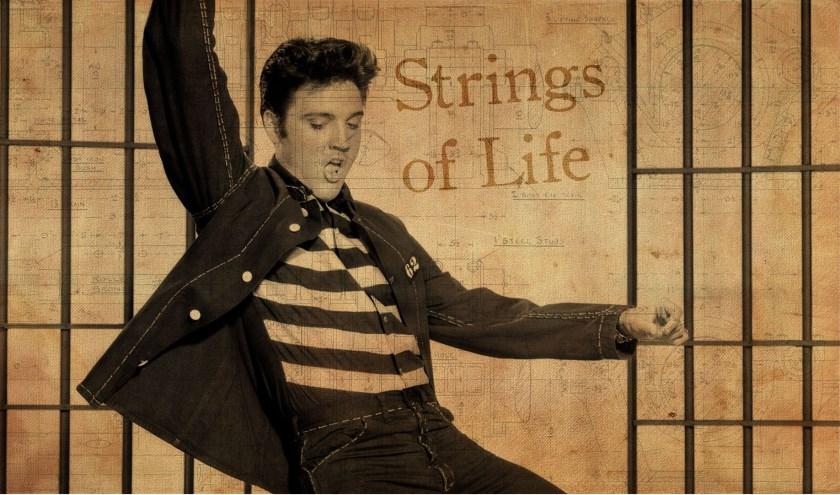 De nieuwe escaperoom heeft een muzikaal tintje: de mysteries rond de dood van Elvis en de Club van 27.