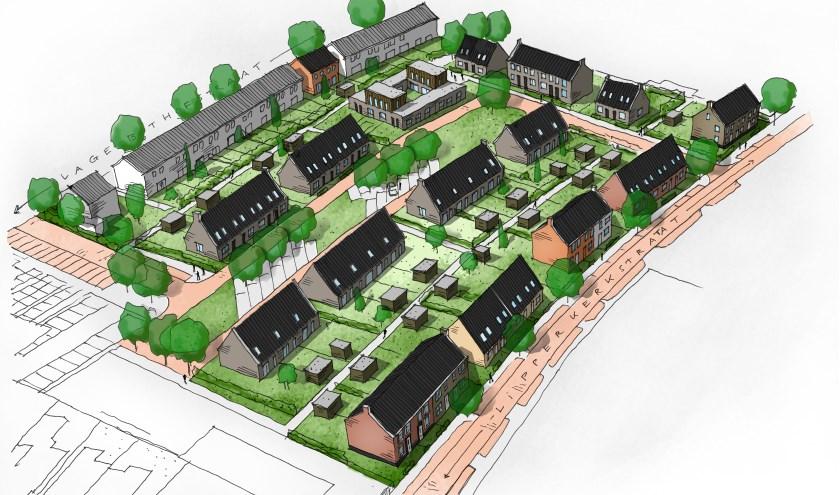 De aanbesteding is afgerond en de handtekeningen zijn gezet: Van Wijnen gaat de bouw van vijftig huizen realiseren volgens het eigen concept Fijn Wonen.