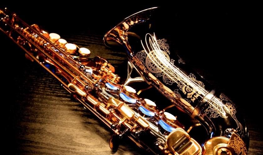 De Young Talent Jazz Band is onderdeel van het Jazzfestival.