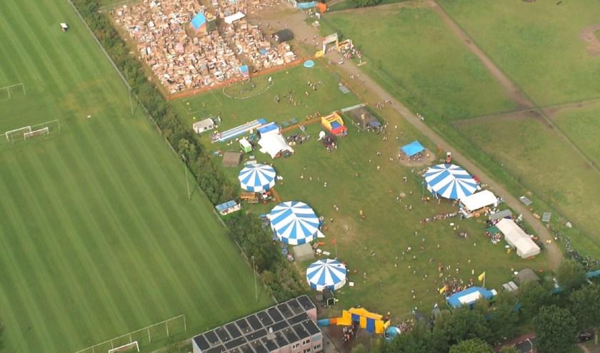 Maar zelden zagen we het Kinderdorp vanuit de lucht. Ooit via bevriende piloten. 10 jaar geleden via een drone.