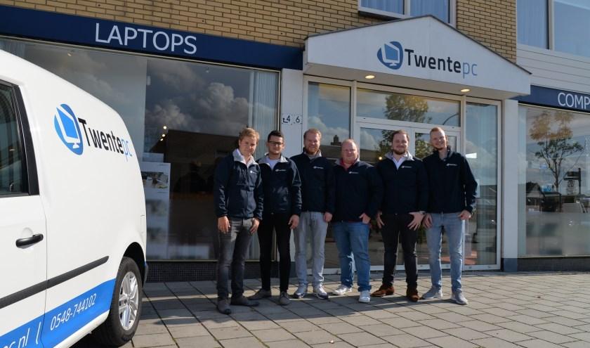 Twente PC maakt het verschil op het gebied van klantvriendelijkheid, betrouwbaarheid en betaalbaarheid. (Eigen foto)