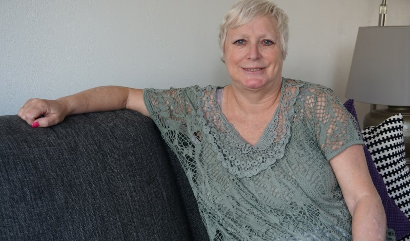 Marjolein Makkink laat zich, ondanks haar beperking, niet kisten. Ze wil graag iets voor anderen betekenen.