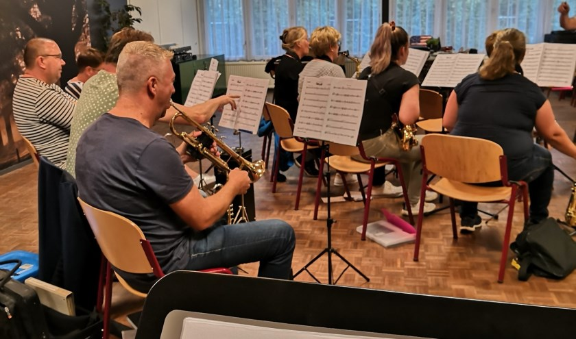 Repetitie Scary Symphony
