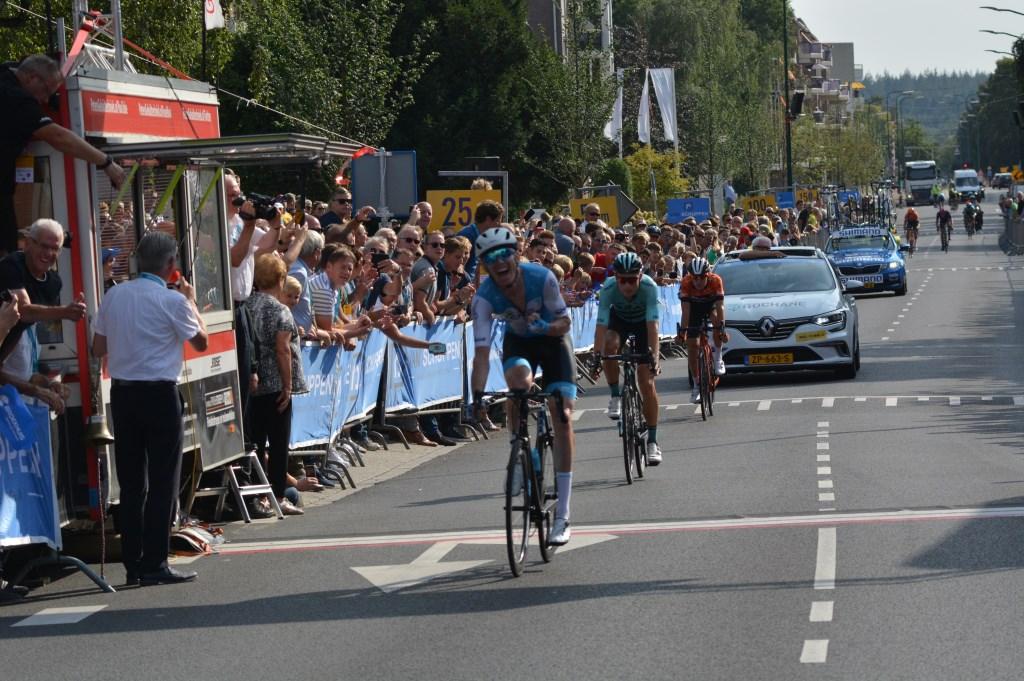 Martijn Budding wordt tweede.  © DPG Media
