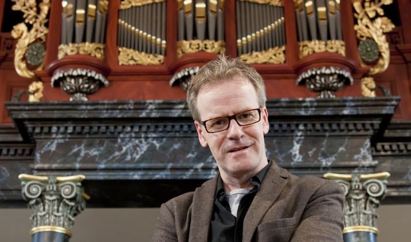Wim Ruessink, organist