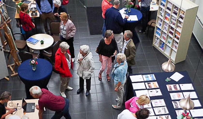 VU-Infomarkt 2018. Foto: Frank Toolenaar.