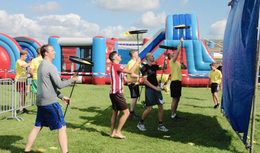 Aanstaande zaterdag is het weer zover: de Dorpszeskamp in Herpt. Vijftien teams strijden dan om de winst en de eeuwige roem.