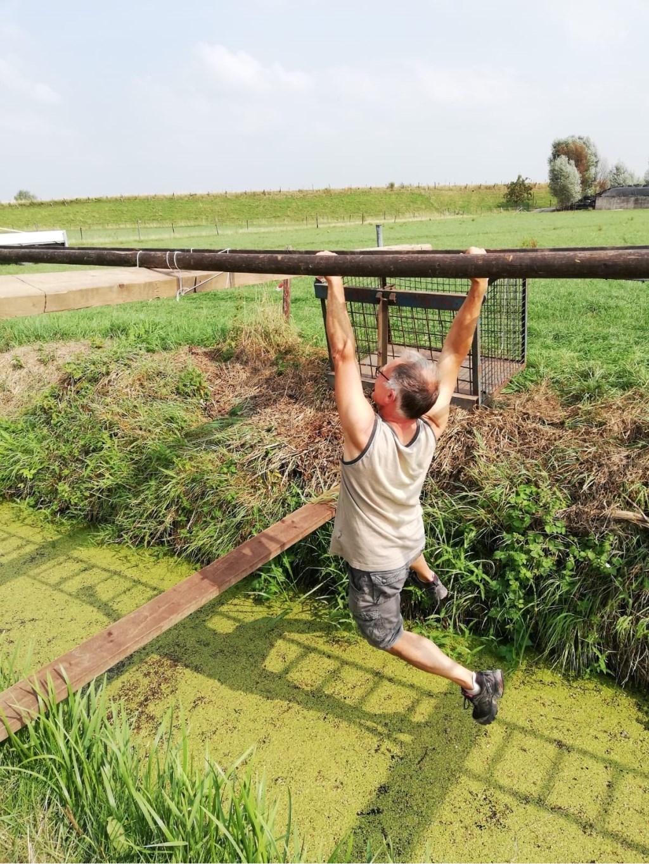 Henk in actie Foto: coby zaayer © DPG Media