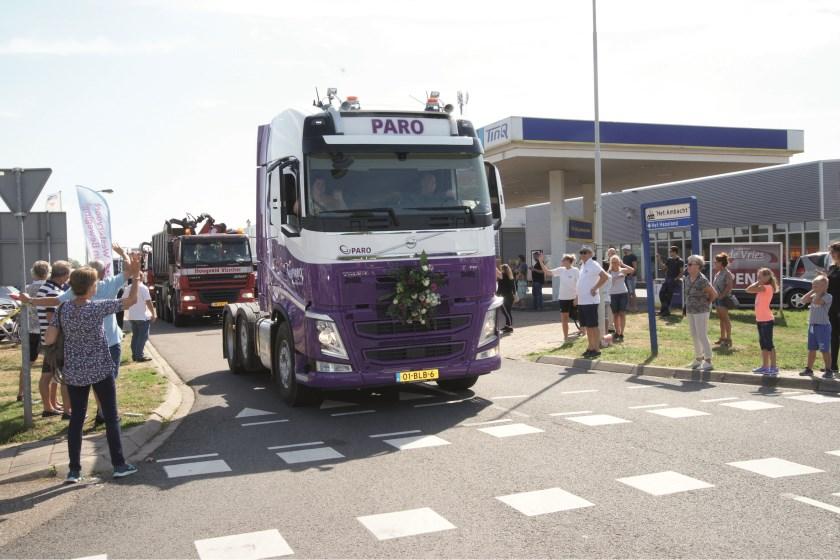 De Westervoortse truckersrun wordt zaterdag 17 augustus voor de 28e keer gehouden.