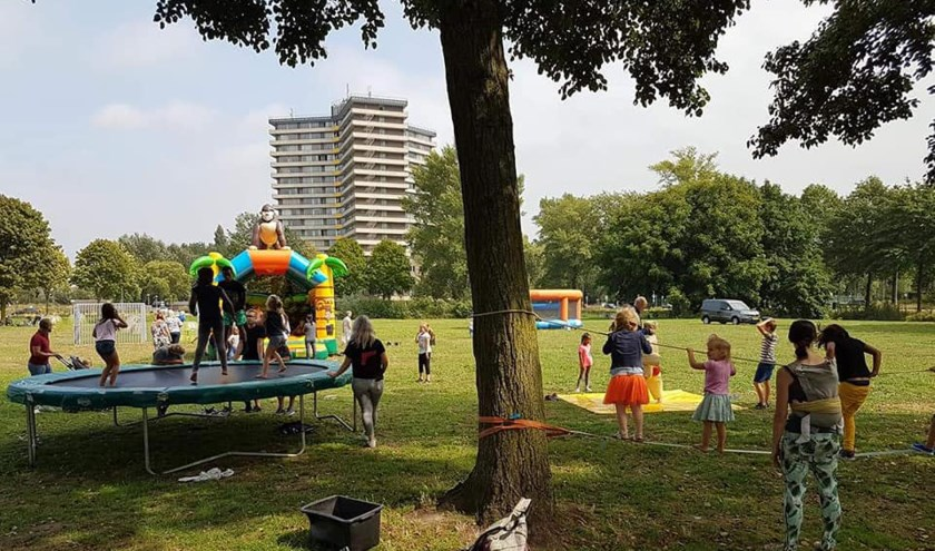 De laatste week van de zomervakantie zijn alle kinderen van 4 t/m 13 jaar van harte welkom om mee te doen met de Zomerspelen on tour jungle editie.