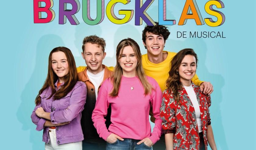 De originele TV-cast van Brugklas (NPO Zapp) komt op 22 november naar De Maagd voor Brugklas de musical.