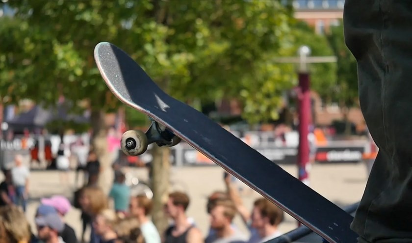 UrbanMatterz biedt alle ruimte aan skateboarders.