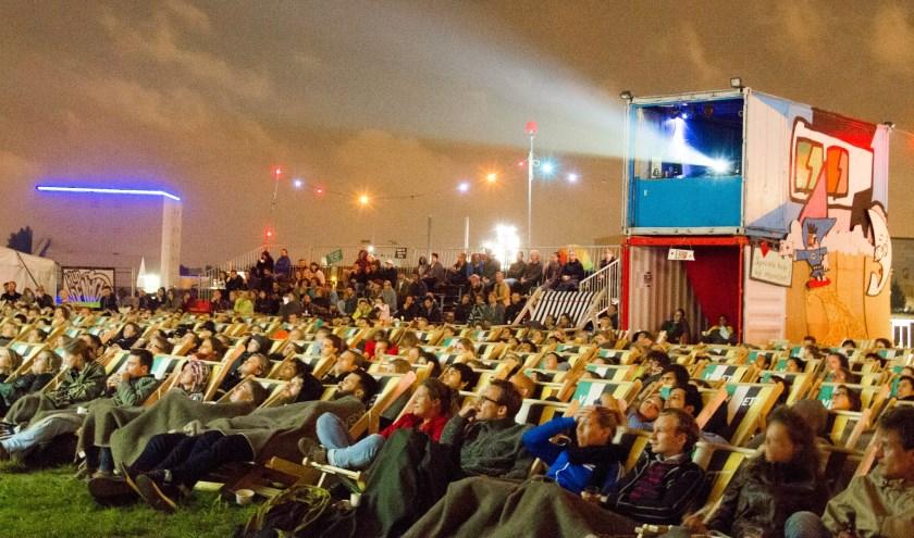 Vrijdag kun je bij Brandend Zand genieten van een film in de open lucht.