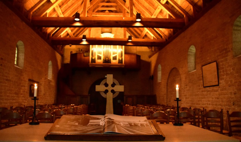 binnenkant kerk