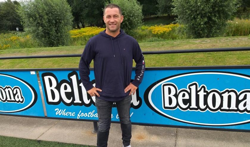 Vita Lorente is de nieuwe trainer bij Semper Altius en hij kijkt uit naar het nieuwe seizoen.