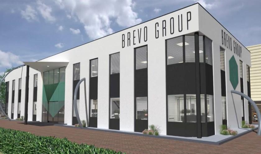 De Brevo Group houdt op 31 augustus een open huis in het gerenoveerde pand aan de Nijverdalseweg 133. (Foto: Brevo Group)